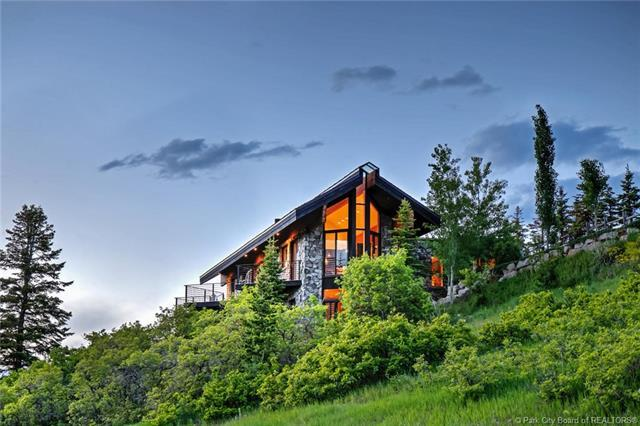5780 Silver Lake Drive, Park City, UT 84060 (MLS #11805255) :: High Country Properties