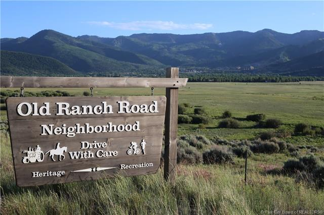 875 Old Ranch Road, Park City, UT 84098 (MLS #11805279) :: Lookout Real Estate Group