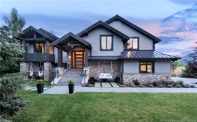 2041 Paddington Drive, Park City, UT 84060 (MLS #11805376) :: Lookout Real Estate Group