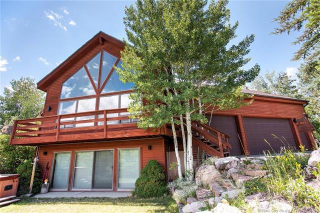 7381 Buckboard Drive, Park City, UT 84098 (#11805378) :: Red Sign Team