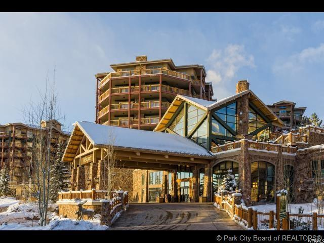 3000 Canyons Resort Drive, Park City, UT 84098 (#11805440) :: Red Sign Team