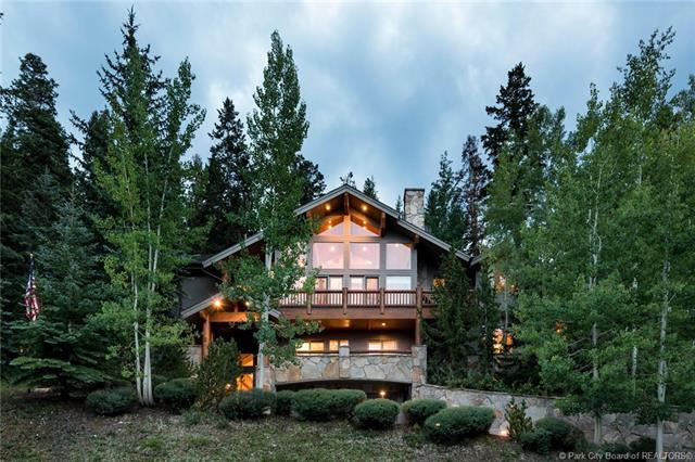 7008 Silver Lake Drive, Park City, UT 84060 (MLS #11805495) :: High Country Properties