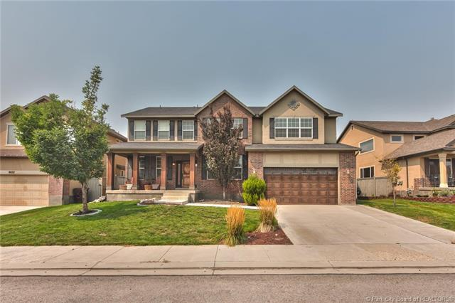 8849 N Jefferson Drive, Other City - Utah, UT 84005 (#11805496) :: Red Sign Team