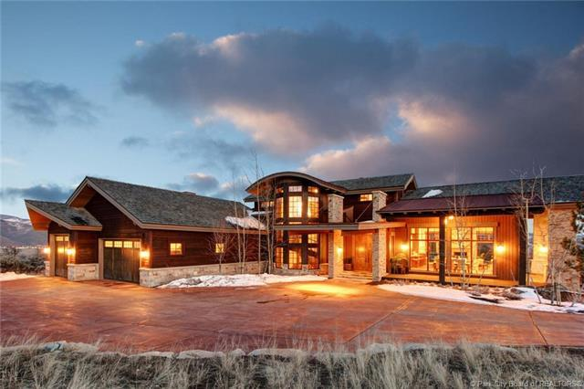 3595 E Ridgeway Drive, Kamas, UT 84036 (MLS #11805574) :: The Lange Group