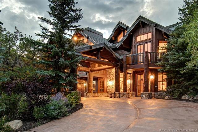 3585 Oak Wood Drive, Park City, UT 84060 (MLS #11805596) :: Lookout Real Estate Group
