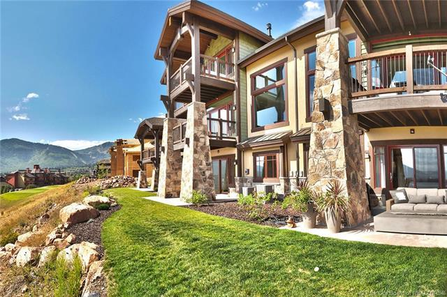 4198 Fairway Lane G-3, Park City, UT 84098 (#11805619) :: Red Sign Team