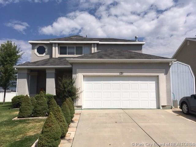 121 E Skyline Drive, Heber City, UT 84032 (MLS #11805631) :: The Lange Group