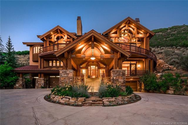 2402 Lake View Court, Park City, UT 84060 (MLS #11805718) :: The Lange Group