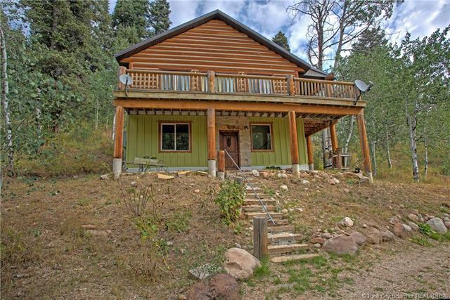 1418 Alexander Canyon, Coalville, UT 84017 (MLS #11805771) :: Lawson Real Estate Team - Engel & Völkers