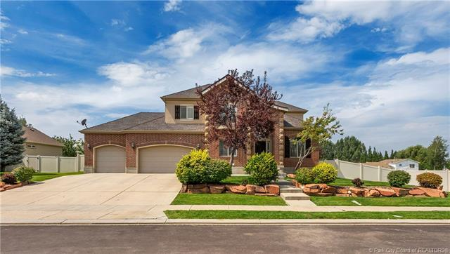 1070 S 700 W., Heber City, UT 84032 (MLS #11805773) :: The Lange Group