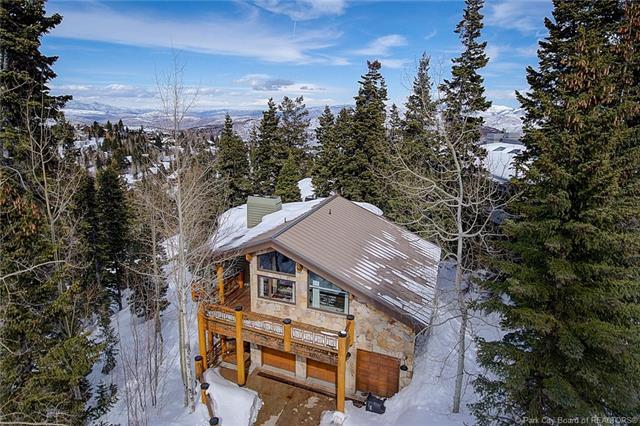 6434 Silver Lake Drive, Park City, UT 84060 (MLS #11805829) :: High Country Properties