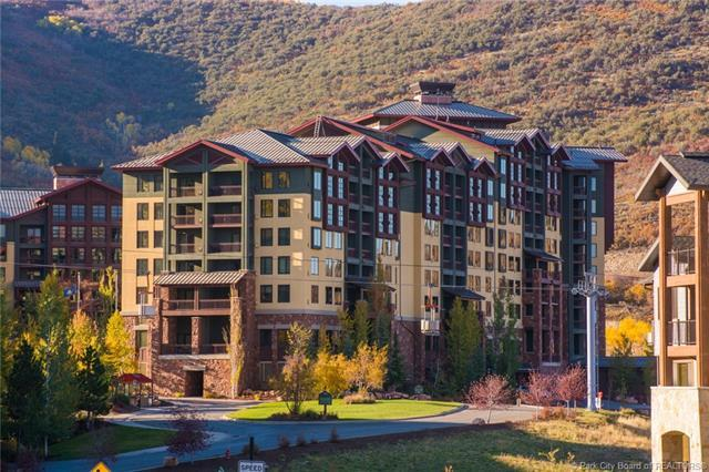 3855 Grand Summit 144 Q4, Park City, UT 84098 (MLS #11805855) :: The Lange Group