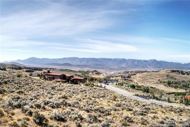 3324 Central Pacific Trail, Park City, UT 84098 (MLS #11805955) :: The Lange Group