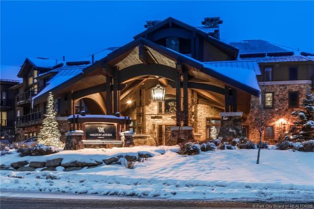 2100 Frostwood Boulevard #4171, Park City, UT 84098 (MLS #11805973) :: The Lange Group