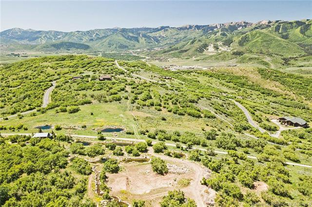 1860 Red Hawk Trail, Park City, UT 84098 (MLS #11805993) :: The Lange Group