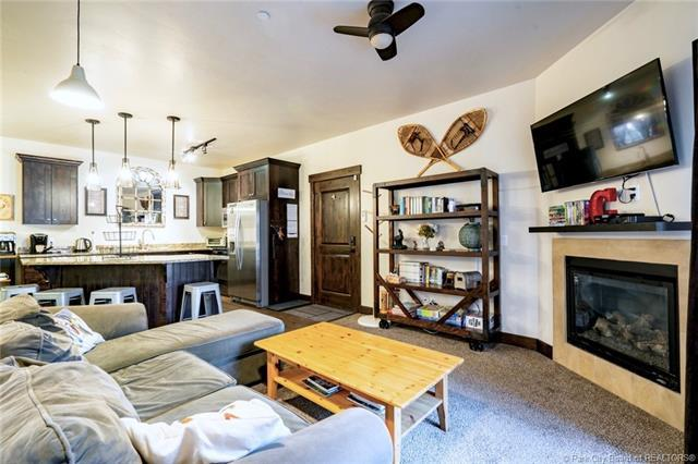 5461 N Luge Lane #2103, Park City, UT 84098 (MLS #11805994) :: The Lange Group