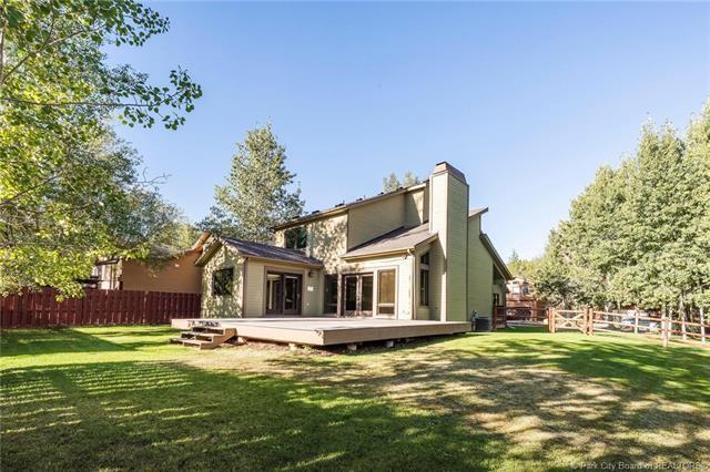1408 W Meadow Loop Rd, Park City, UT 84098 (MLS #11806029) :: Lookout Real Estate Group