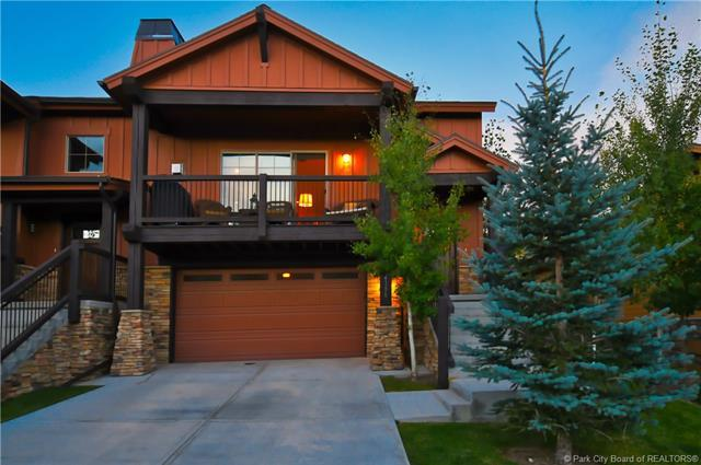 14186 N Council Fire Trail 11F, Heber City, UT 84036 (MLS #11806034) :: The Lange Group