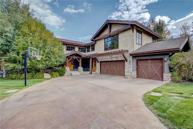 1176 Cottonwood Lane, Park City, UT 84098 (MLS #11806065) :: Lookout Real Estate Group