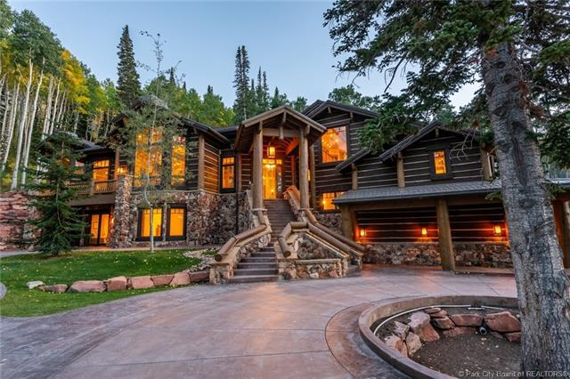 105 White Pine Canyon, Park City, UT 84098 (MLS #11806091) :: The Lange Group