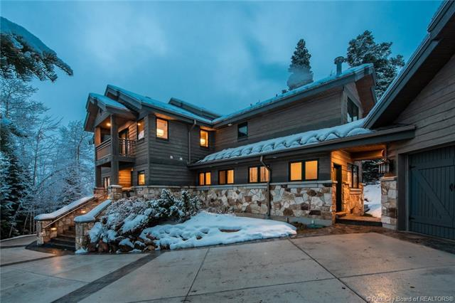 2350 W Red Pine Court, Park City, UT 84098 (MLS #11806093) :: The Lange Group