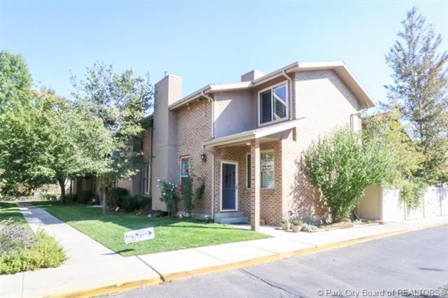 8733 S Oakwood Park Circle #8, Salt Lake City, UT 84094 (MLS #11806110) :: The Lange Group