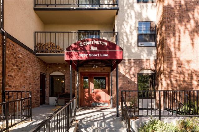 1637 Short Line Road #309, Park City, UT 84060 (MLS #11806111) :: High Country Properties