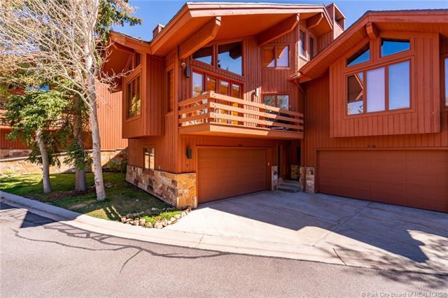 7520 Ridge Drive #7, Park City, UT 84060 (MLS #11806127) :: High Country Properties