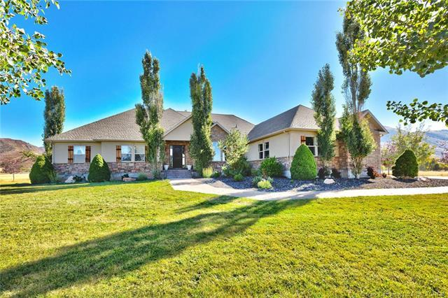 5550 N Franson Lane, Oakley, UT 84055 (MLS #11806211) :: Lawson Real Estate Team - Engel & Völkers
