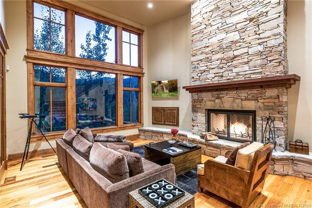 6586 Lookout Drive #15, Park City, UT 84060 (MLS #11806257) :: The Lange Group