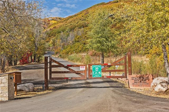 72 W Upper Cove Road, Park City, UT 84098 (MLS #11806299) :: Lookout Real Estate Group