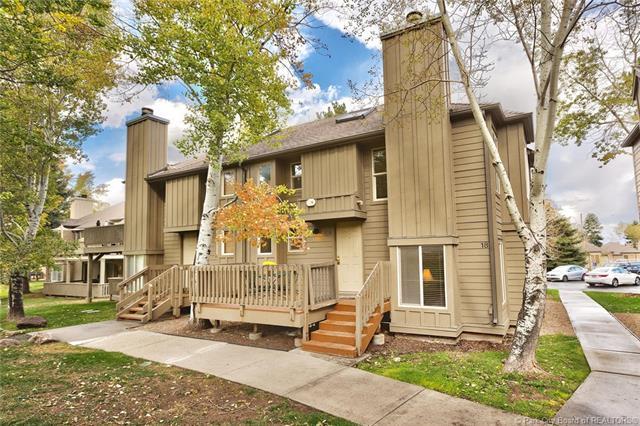 2100 W Canyons Resort Drive 18-B, Park City, UT 84098 (MLS #11806302) :: Lawson Real Estate Team - Engel & Völkers