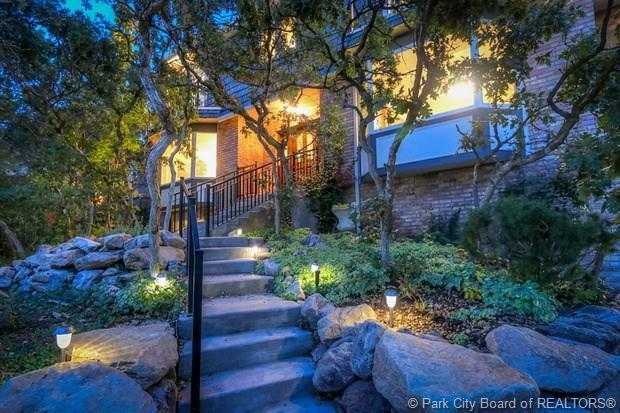 3864 Brockbank Drive, Salt Lake City, UT 84124 (MLS #11806318) :: The Lange Group