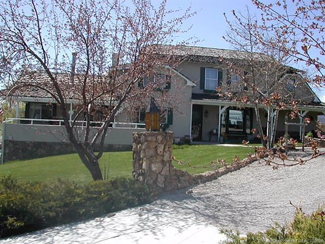 840 S 442 West, Midway, UT 84049 (MLS #11806319) :: The Lange Group