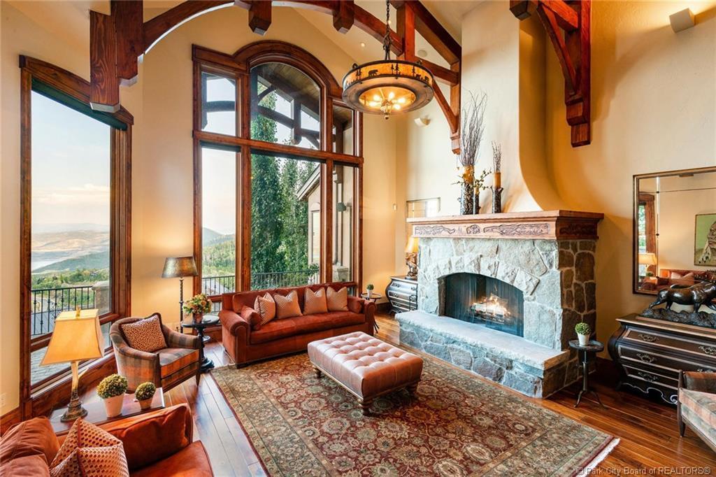 3300 W Deer Crest Estates Drive, Park City, UT 84060 (MLS #11806326) :: High Country Properties