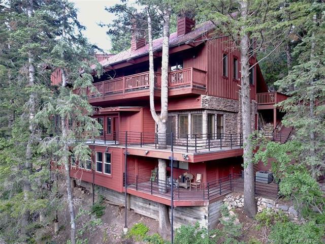 3009 Black Forest Drive, Sundance, UT 84604 (MLS #11806327) :: The Lange Group