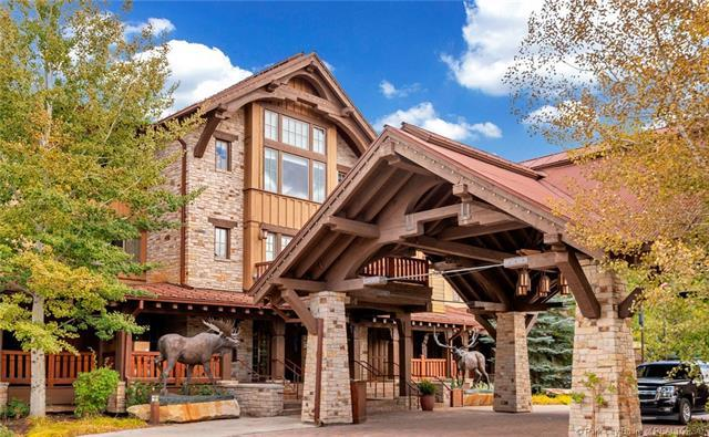 2001 Park #463, Park City, UT 84060 (MLS #11806338) :: The Lange Group