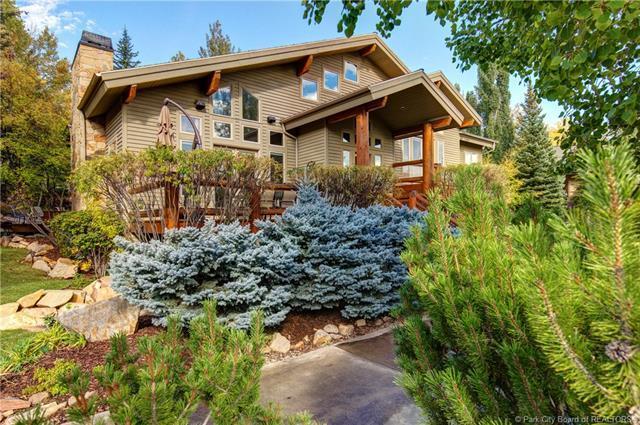 3280 Crestline Drive, Park City, UT 84060 (MLS #11807358) :: High Country Properties