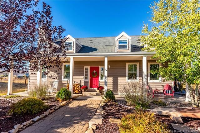 305 Countryside Circle, Park City, UT 84098 (MLS #11807397) :: Lookout Real Estate Group