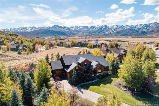 6115 Trailside Dr, Park City, UT 84098 (MLS #11807405) :: Lookout Real Estate Group