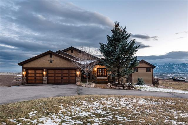 700 E Redden Road, Park City, UT 84098 (MLS #11807406) :: The Lange Group