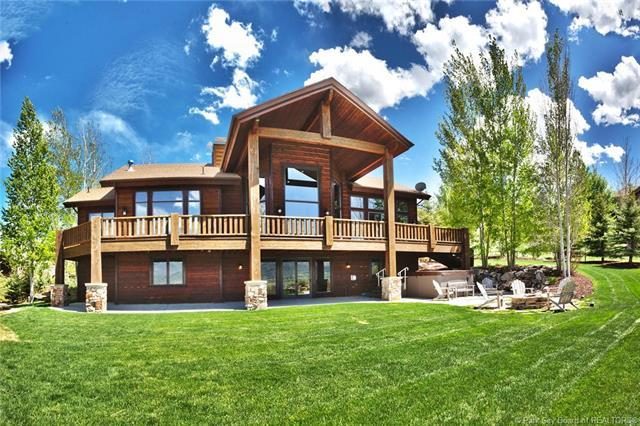 5860 Mountain Ranch Drive, Park City, UT 84098 (MLS #11807428) :: Lookout Real Estate Group