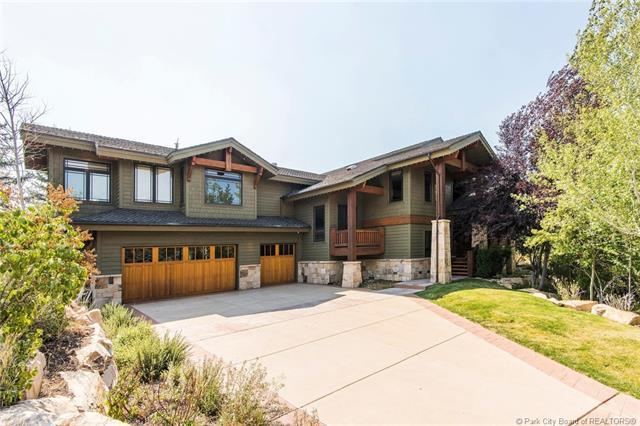 3685 Oakwood Drive, Park City, UT 84060 (MLS #11807434) :: Lawson Real Estate Team - Engel & Völkers