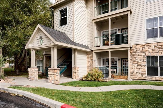 900 Bitner M-22, Park City, UT 84098 (MLS #11807435) :: High Country Properties
