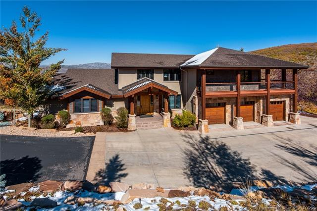 3443 Meadows Drive, Park City, UT 84060 (MLS #11807456) :: The Lange Group