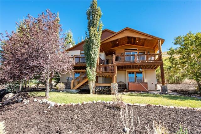 377 E Keetly Station Circle, Heber City, UT 84032 (#11807480) :: Red Sign Team