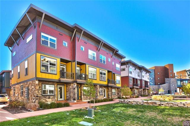 1370 Center Drive #16, Park City, UT 84098 (MLS #11807484) :: High Country Properties