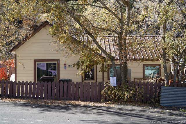 180 Daly Avenue, Park City, UT 84060 (MLS #11807490) :: Lookout Real Estate Group
