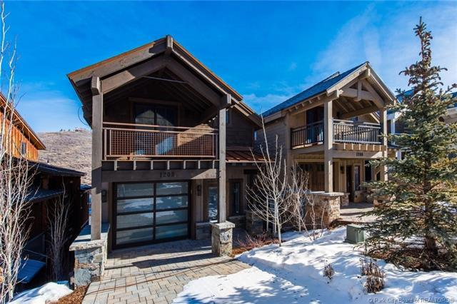1206 Empire Avenue, Park City, UT 84060 (MLS #11807548) :: The Lange Group