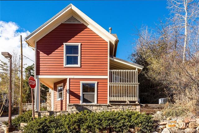 6 King Road A, Park City, UT 84060 (MLS #11807570) :: The Lange Group